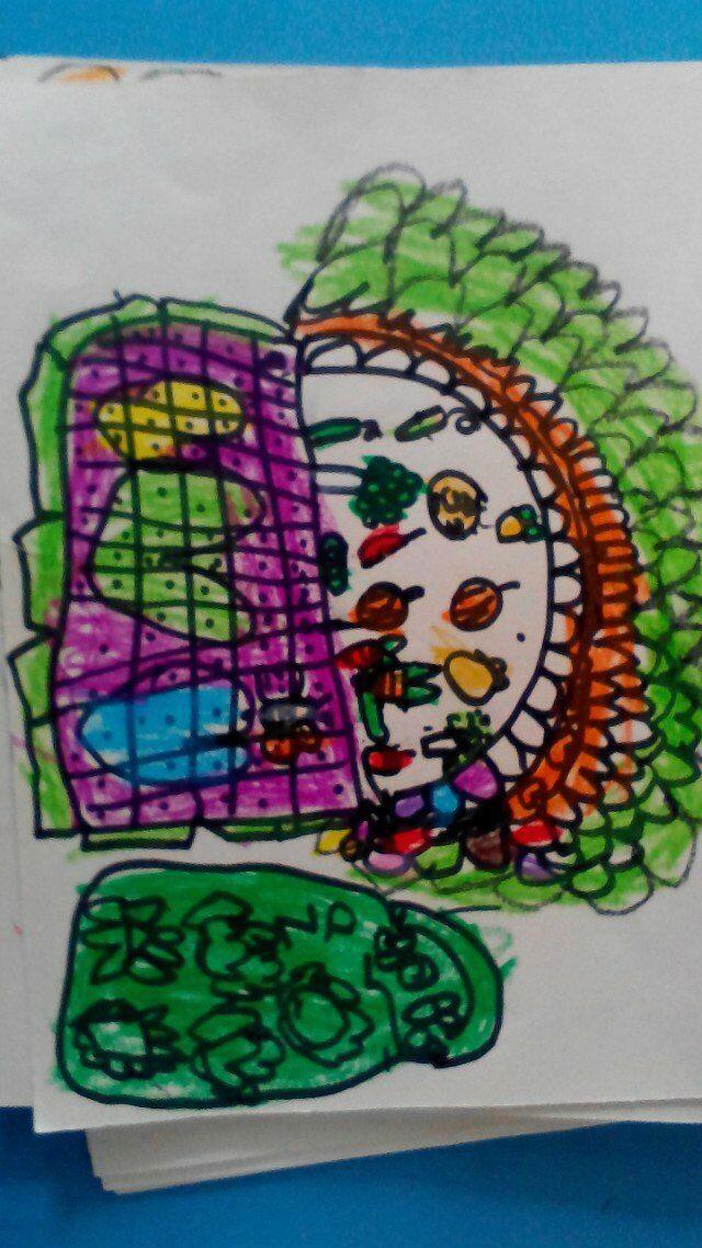 青岛市北区菜篮子logo