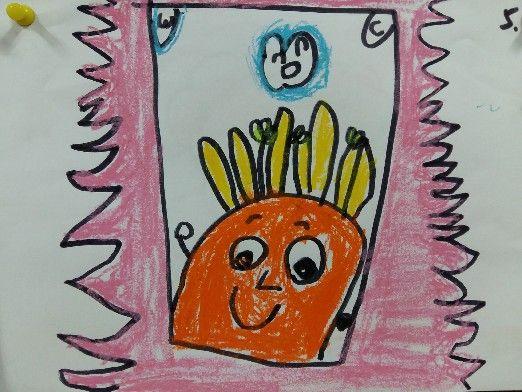 儿童绘画简笔画手帕