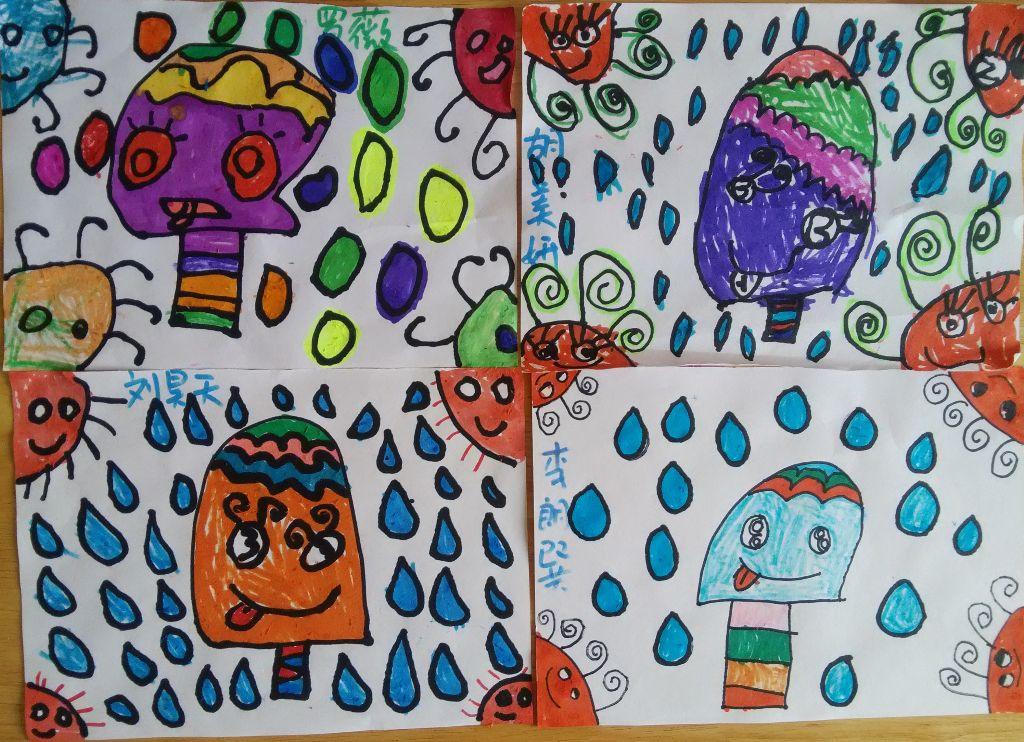 儿童冰棒简笔画