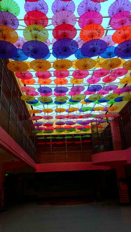 这是彩虹的世界